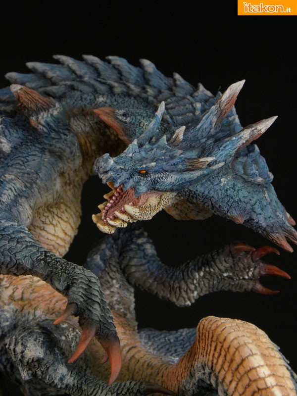 "Sea Dragon: Lagiacrus da ""Monster Hunter"" di Capcom"