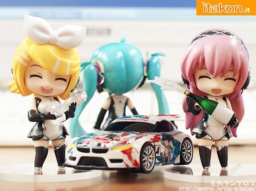 Nendoroid Petit: Racing Miku 2011 Ver. in anteprima!