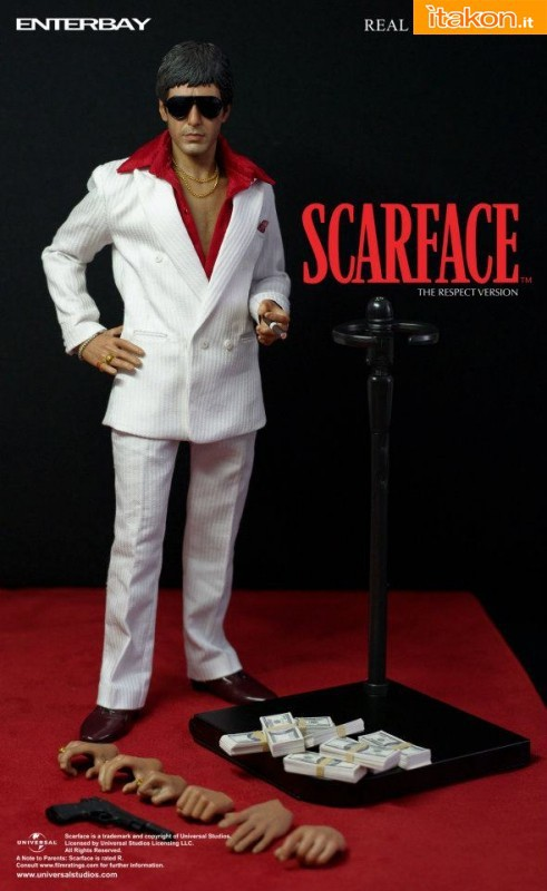 scarface enterbay