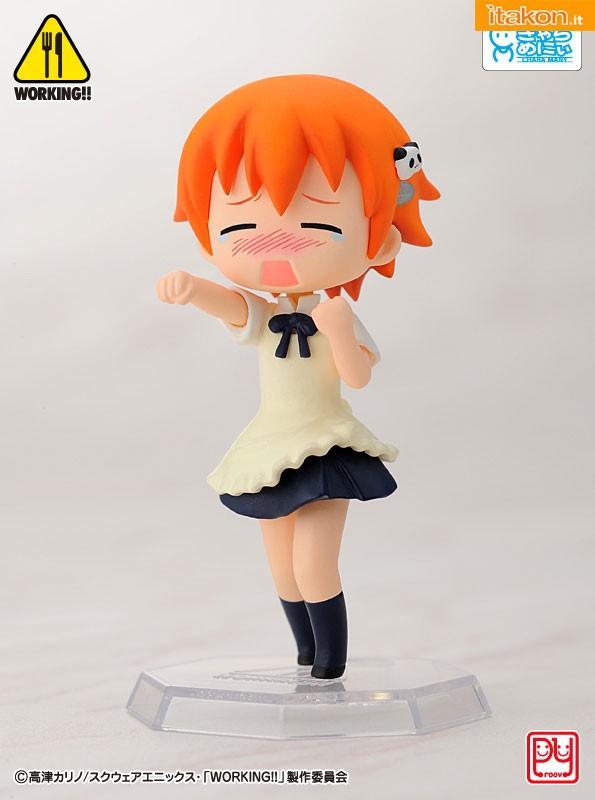"""Inami no Ichigeki Hissatsu! BokoDere da """"WORKING!!"""""""