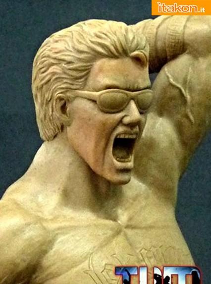 "Syco collectibles: Johnny Cage 10"" polystone statue - Anteprima"