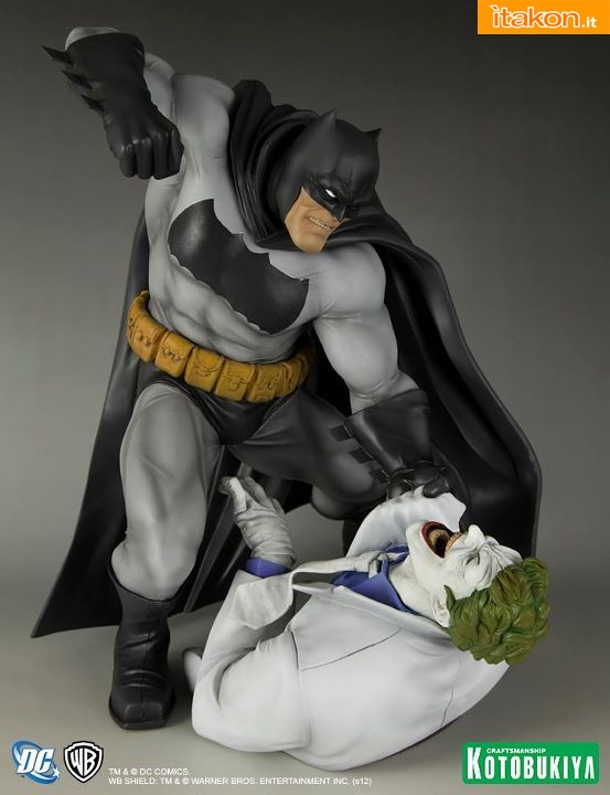 Kotobukiya: TDK Knight Returns: Batman-Hunt The Dark Knight - ARTFX Statue