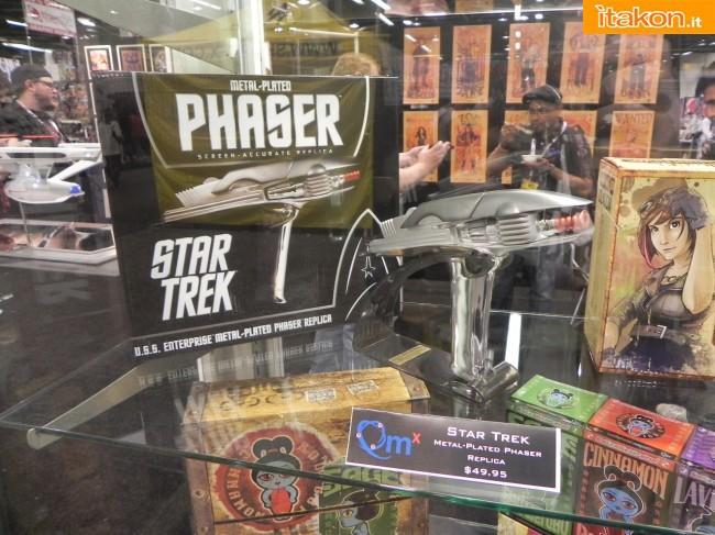 QMX: Star Trek: Metal-Plated Phaser Replica