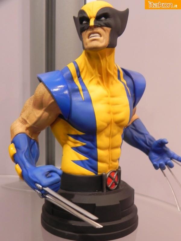 Gentle Giant:: Wolverine Mini Bust