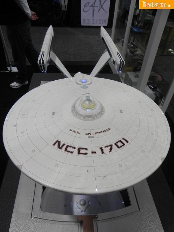 QMx: Star Trek II: USS ENTERPRISE NCC-1701 Replica