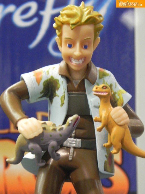 Quantum Mechanix (QMx): Firefly and Serenity: Wash - Serenity Little Damn Heroes Animated Maquette #4