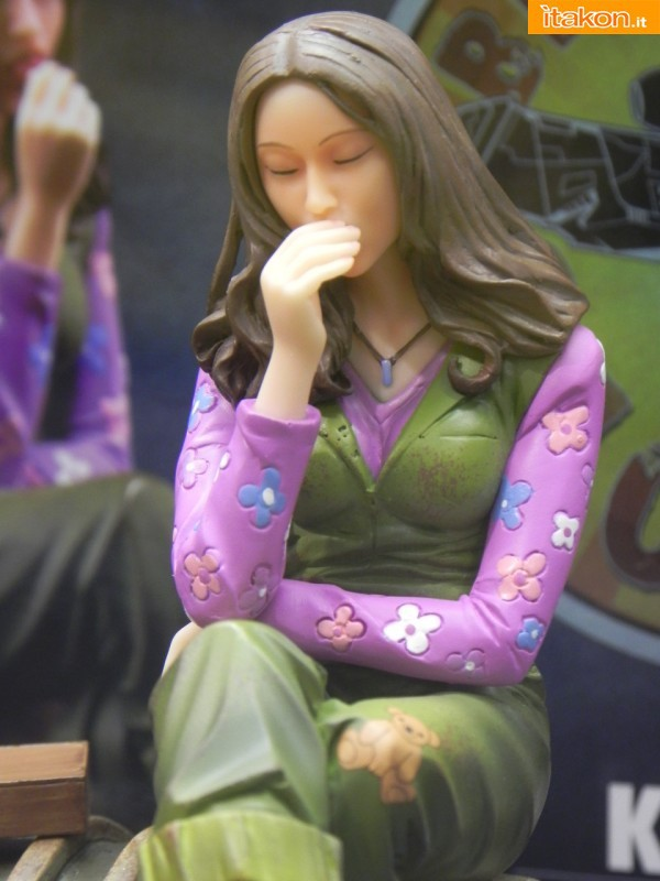 Quantum Mechanix (QMx): Firefly and Serenity: Kaylee - Big Damn Heroes Animated Maquette #2
