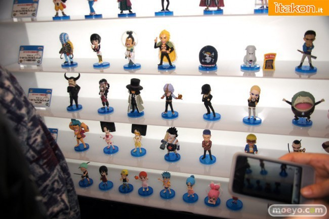 World Collectable Figure one piece banpresto