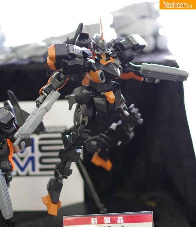 Miyazawa Models Spring Exhibition 2012: Kotobukiya: SA16d Kfanjal Renewal Ver. (Plastic model) 1/100