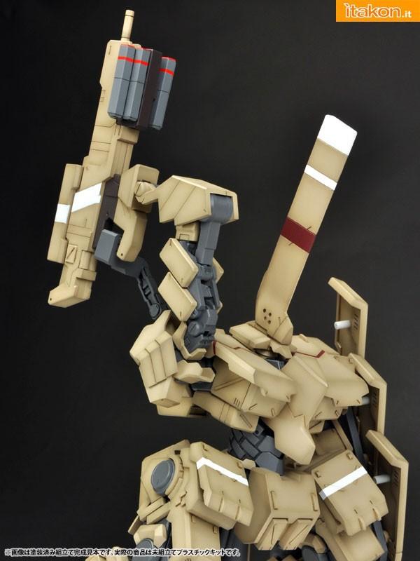 Kotobukiya: Frame Arms - Type 48 Model 1 Kagutsuchi Kou Plastic Kit