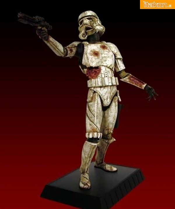 Gentle Giant: Death Trooper Deluxe Statue 1/6 - In preordine