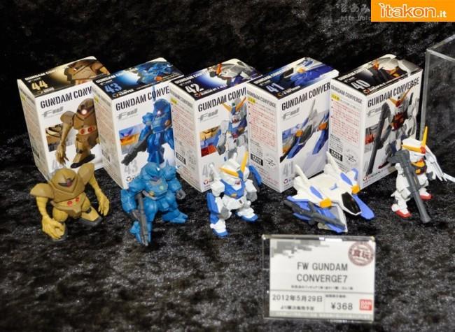 Miyazawa Models Spring Exhibition 2012: Bandai: FW Gundam Converge 7