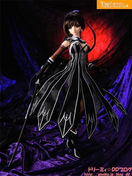 dollfie dream volks sakuya shining blade