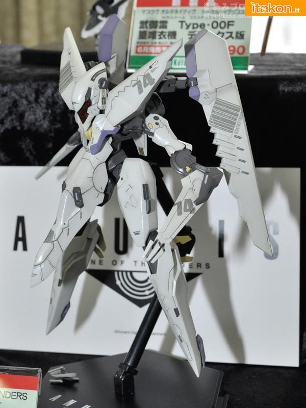 Miyazawa Models Spring Exhibition 2012: Kotobukiya: Anubis Zone of the Enders - Vicviper (Plastic model)