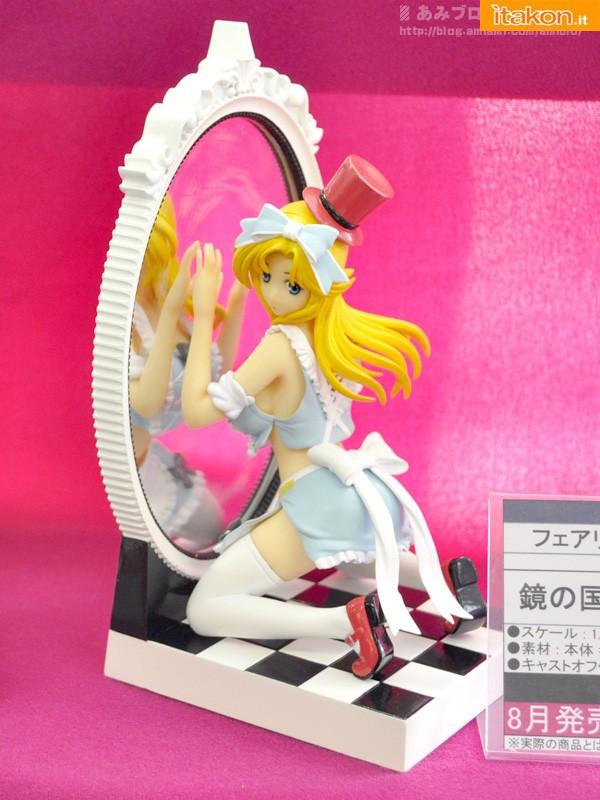 kaitendoh Kagami no Kuni no Arisu fairy tale figure