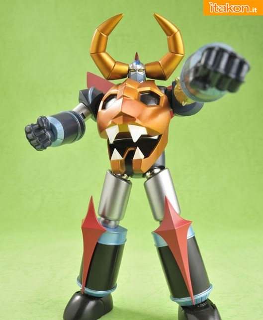 Evolution Toy: Dynamite Action ! No.02: Gaiking - In Preordine