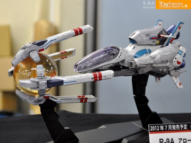 Miyazawa Models Spring Exhibition 2012: Plum: R-9A - Data uscita Luglio 2012