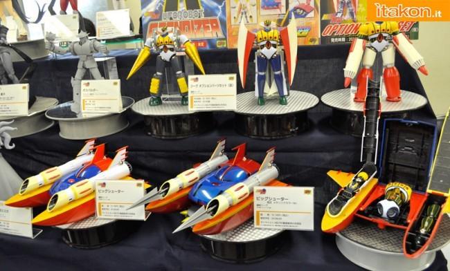 Miyazawa Models Spring Exhibition 2012: CM'S Brave Gokin 37 Big Shooter Normal e metallic