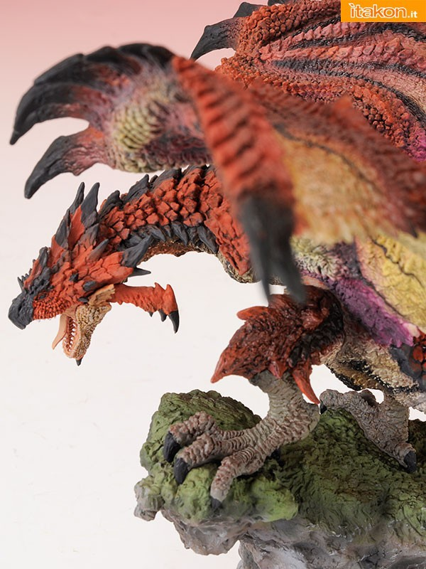 rathalos capcom monster hunter