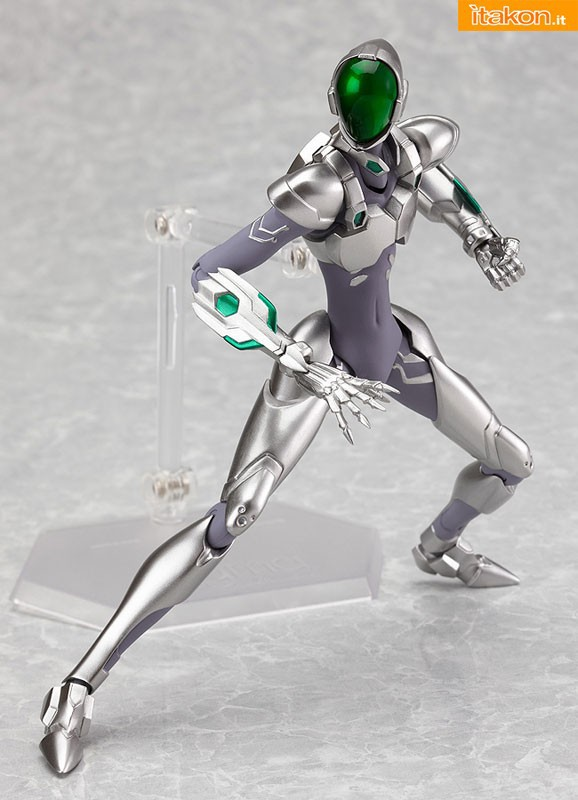 figma silver crow accel world max factory