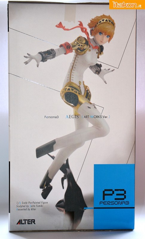 Aegis ART WORKS ver. - Persona 3 002