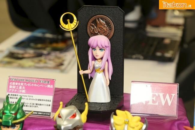 Miyazawa Models Spring Exhibition 2012:Art Storm SD ES Saori/Athena