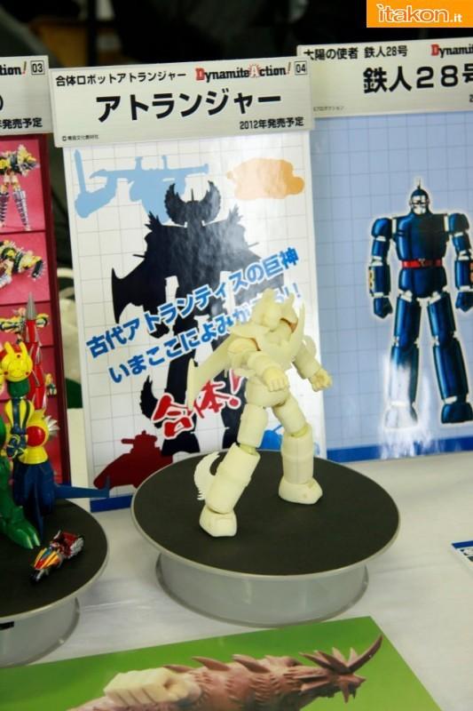Miyazawa Models Spring Exhibition 2012: Evolution Toy Dynamite Action! N.04 Atlanger