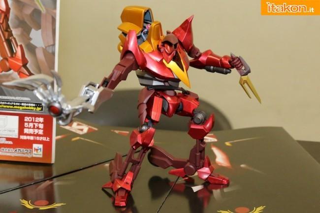 Miyazawa Models Spring Exhibition 2012: MegaHouse: Variable Action Hi-Spec Guren - Code Geass Lelouch of the Rebellion