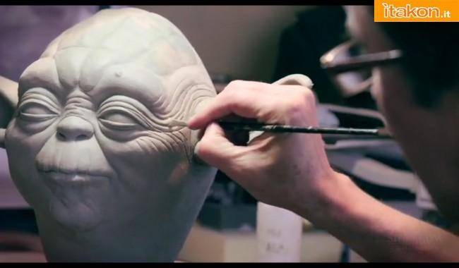E' in arrivo Yoda Life-Size Figure da Sideshow