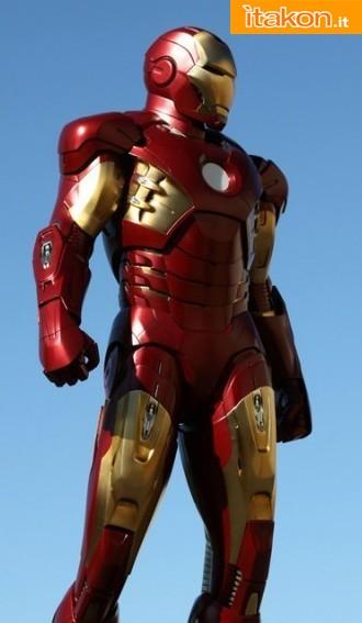 Sideshow: Marvel : Iron Man Mark VII maquette 1:2 - Prime Immagini