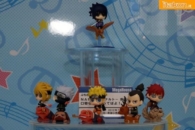 Petit Chara Land Megahouse Naruto