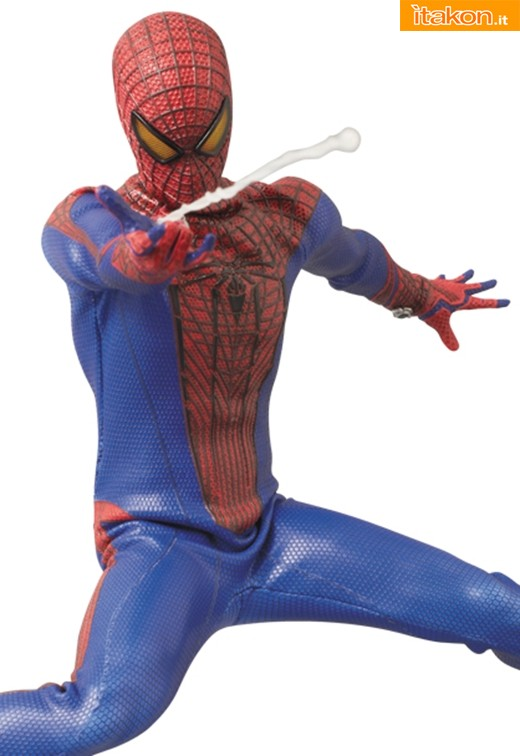 Medicom Toy: RAH The Amazing Spider-Man 1/6