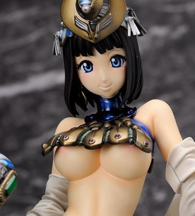 menace queen's blade griffon enterprises