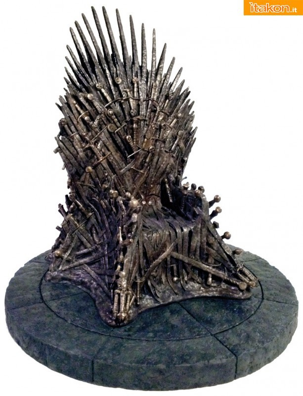 Dark Horse Deluxe/Gentle Giant Studios: Game Of Thrones: Throne Replica Statue