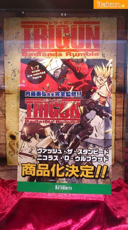 artfx j Trigun: Badlands Rumble