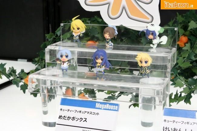 Cutie Figure Megahouse Mascot Medaka Box