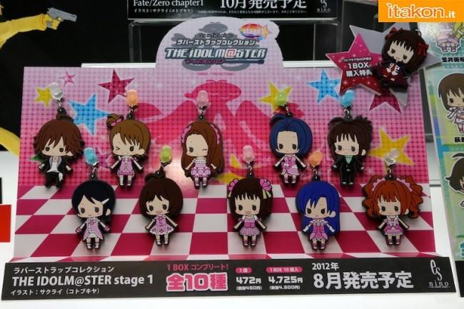 kotobukiya Rubber Strap Collection THE IDOLM@STER stage1