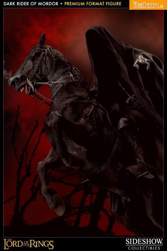 Sideshow: LOTR: The Dark Rider of Mordor - Premium Format Figure - Info Preordine