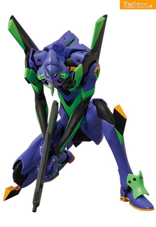 Medicom Toy: RAH No.597 NEO Evangelion Unit 01 - In preordine