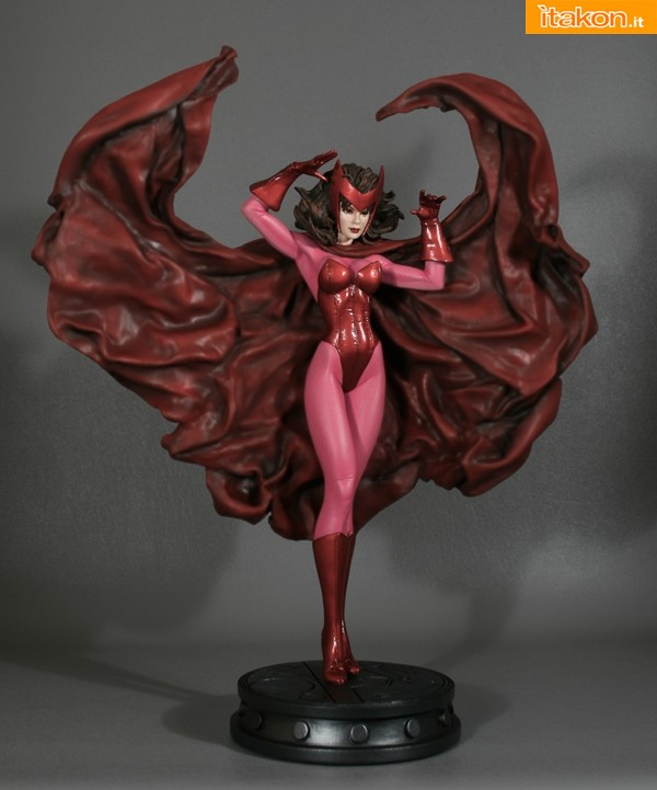 Bowen Designs: Scarlet Witch Variant statue WEBSITE EXCLUSIVE