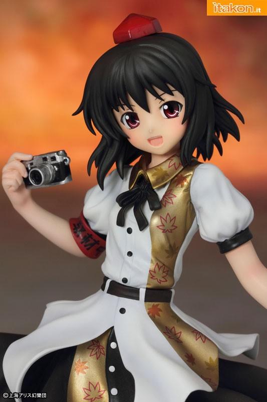 Touhou Project Shameimaru Aya Griffon Enterprises ver 2