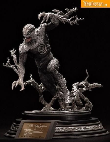 McFarlane: Haunt Resin Statue - In Preordine