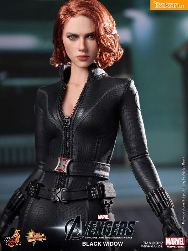 The Avengers: Black Widow Limited Edition Collectible Figurine