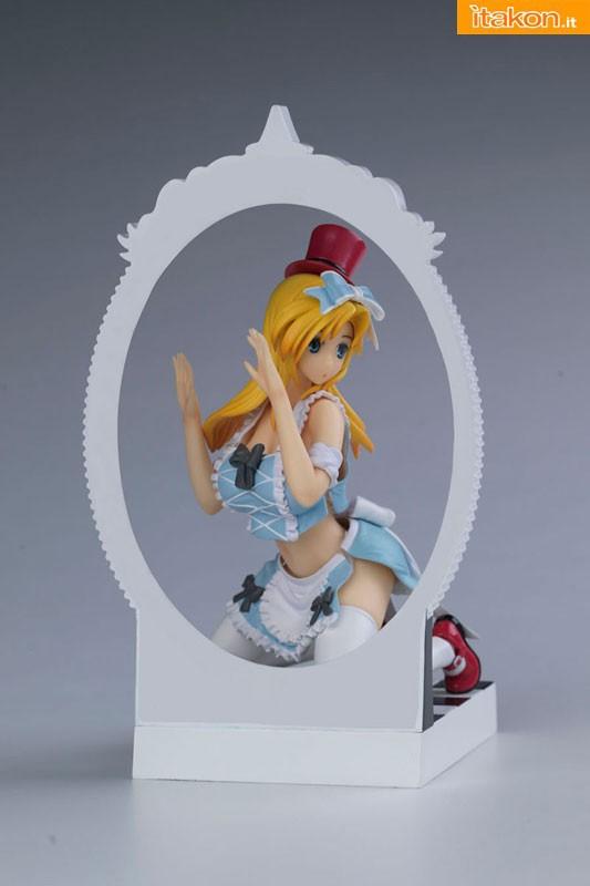 Alice in Mirror World Lechery blue dress fairy tale figure kaitendo