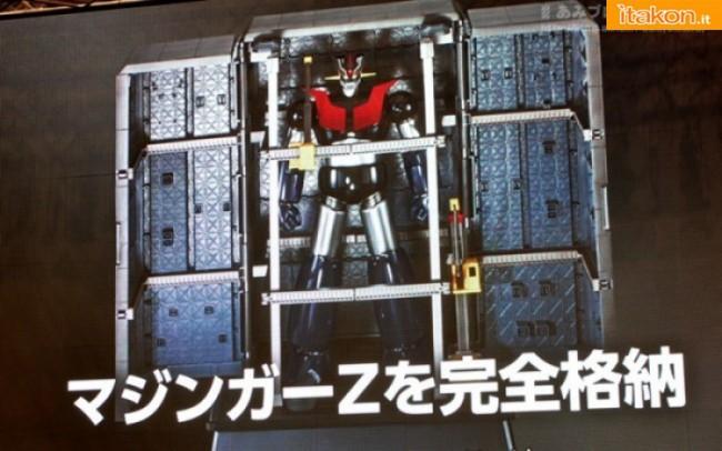 DX Soul Of Chogokin Mazinger Z