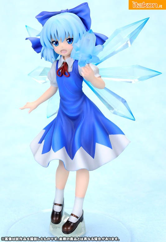 cirno griffon enterprises touhou project