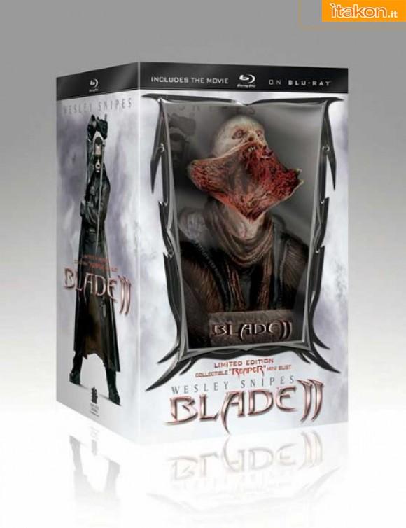 SDCC 2012: Exclusive Thanos e Blade Reaper Mini-Bust da Gentle Giant