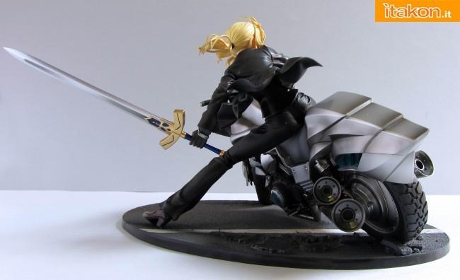 Fate/Zero: recensione di Saber & Saber Motored Cuirassier by GSC