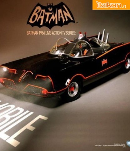 Hot Toys: Acquisita la licenza ufficiale della popolare serie televisiva Batman 1966