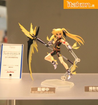 Mahou Shoujo Lyrical Nanoha The Movie 2nd A's - Fate Testarossa - Figma (Max Factory)